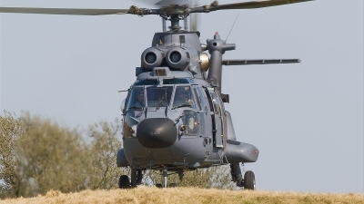 Photo ID 33533 by Alex van Noye. Netherlands Air Force Eurocopter AS 532U2 Cougar MkII, S 454