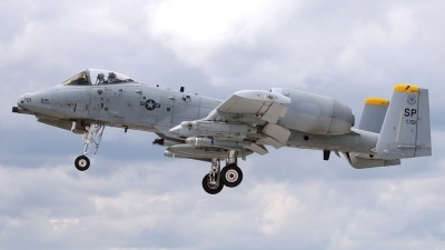 Photo ID 3964 by David Marshall. USA Air Force Fairchild A 10A Thunderbolt II, 78 0701
