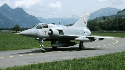 Photo ID 33595 by Joop de Groot. Switzerland Air Force Dassault Mirage IIIS, J 2313