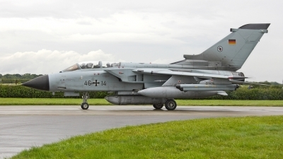 Photo ID 3992 by David Marshall. Germany Air Force Panavia Tornado IDS, 46 14