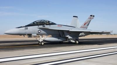 Photo ID 33830 by Nathan Havercroft. USA Navy Boeing F A 18F Super Hornet, 166805