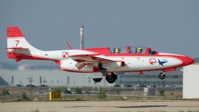 Photo ID 34123 by Giampaolo Tonello. Poland Air Force PZL Mielec TS 11 Iskra, 2007