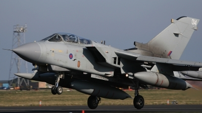 Photo ID 34087 by Andy Walker. UK Air Force Panavia Tornado GR4A, ZA405