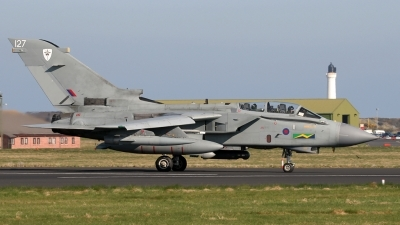 Photo ID 34089 by Andy Walker. UK Air Force Panavia Tornado GR4A, ZG729