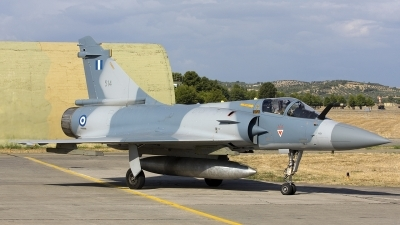 Photo ID 34273 by Chris Lofting. Greece Air Force Dassault Mirage 2000 5EG, 514