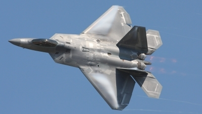 Photo ID 34322 by George Oakey, Jr.. USA Air Force Lockheed Martin F 22A Raptor, 05 4094