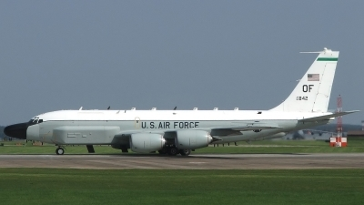 Photo ID 4090 by Jaysen F. Snow - Midwest Tail Chasers. USA Air Force Boeing RC 135V 739 445B, 64 14842