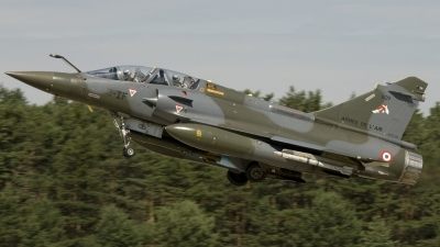 Photo ID 34540 by Rudolf Chocholacek. France Air Force Dassault Mirage 2000D, 609