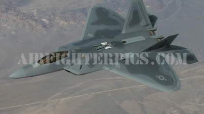 Photo ID 413 by Karl Drage. USA Air Force Lockheed Martin F 22A Raptor, 04 4082