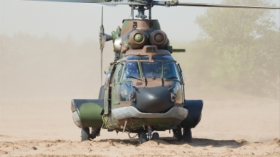 Photo ID 34751 by Alex van Noye. Netherlands Air Force Eurocopter AS 532U2 Cougar MkII, S 447