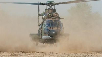 Photo ID 34765 by Alex van Noye. Netherlands Air Force Eurocopter AS 532U2 Cougar MkII, S 447