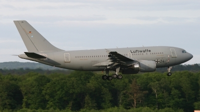 Photo ID 34805 by markus altmann. Germany Air Force Airbus A310 304 MRTT, 10 24