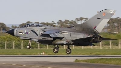 Photo ID 34859 by Tom Sunley. UK Air Force Panavia Tornado GR4, ZA453
