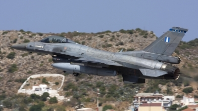 Photo ID 34934 by Chris Lofting. Greece Air Force General Dynamics F 16C Fighting Falcon, 511