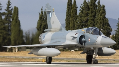 Photo ID 34937 by Chris Lofting. Greece Air Force Dassault Mirage 2000 5EG, 555