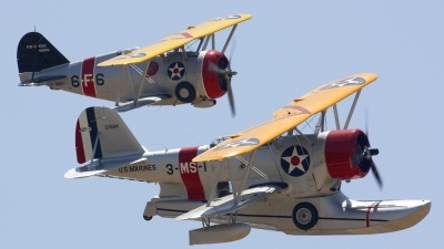 Photo ID 34950 by Nathan Havercroft. Private Planes of Fame Air Museum Grumman J2F 6 Duck, NL5SF