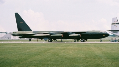 Photo ID 4181 by Gregg Stansbery. USA Air Force Boeing B 52D Stratofortress, 56 0665