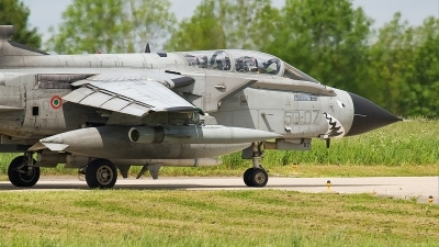 Photo ID 35029 by Alex van Noye. Italy Air Force Panavia Tornado ECR, MM7053