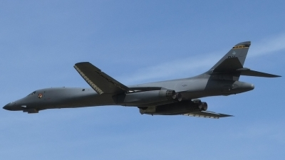 Photo ID 4198 by Jaysen F. Snow - Midwest Tail Chasers. USA Air Force Rockwell B 1B Lancer, 85 0089