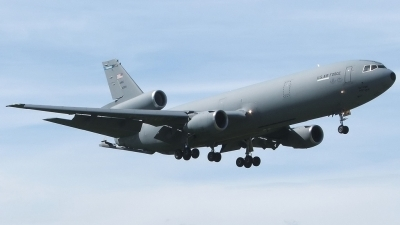 Photo ID 4206 by Jaysen F. Snow - Midwest Tail Chasers. USA Air Force McDonnell Douglas KC 10A Extender DC 10 30CF, 84 0189