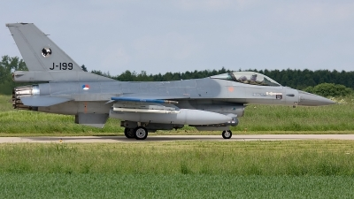 Photo ID 35196 by Rainer Mueller. Netherlands Air Force General Dynamics F 16AM Fighting Falcon, J 199