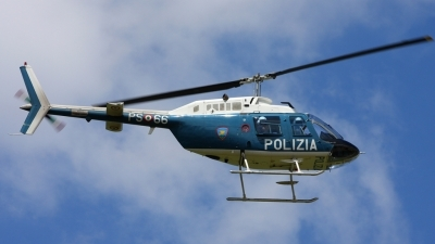 Photo ID 35433 by Roberto Bianchi. Italy Polizia Agusta AB 206 JetRanger, PS 66