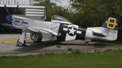 Photo ID 35671 by rinze de vries. Private Private North American P 51D Mustang, G SIJJ