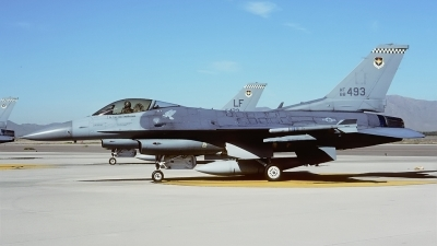 Photo ID 35821 by Rainer Mueller. USA Air Force General Dynamics F 16C Fighting Falcon, 88 0493