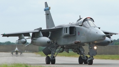Photo ID 4332 by Jaysen F. Snow - Midwest Tail Chasers. UK Air Force Sepecat Jaguar GR3A, XZ396