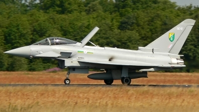 Photo ID 36243 by Martin Morkowsky. UK Air Force Eurofighter EF 2000 Typhoon F2, ZJ925