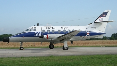 Photo ID 36282 by Toon Cox. UK Navy Scottish Aviation HP 137 Jetstream T2, XX476