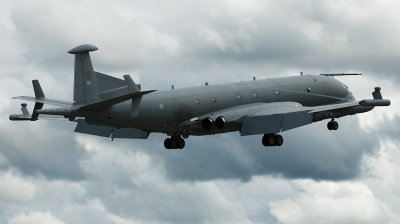 Photo ID 36276 by Liam Paul McBride. UK Air Force BAE Systems Nimrod MRA 4, ZJ518