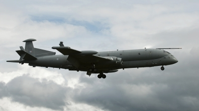 Photo ID 36285 by Liam Paul McBride. UK Air Force BAE Systems Nimrod MRA 4, ZJ518