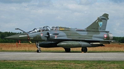 Photo ID 36225 by Tobias Ader. France Air Force Dassault Mirage 2000D, 635