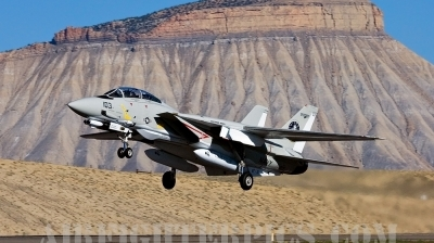 Photo ID 438 by Paul Filmer - skippyscage photography. USA Navy Grumman F 14D Tomcat, 164350