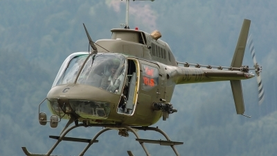 Photo ID 36454 by frank van de waardenburg. Austria Air Force Bell OH 58B Kiowa, 3C OC