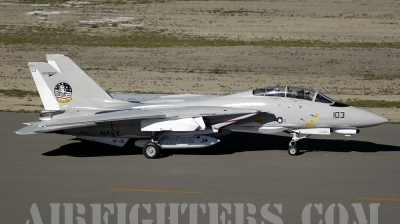 Photo ID 4403 by Louis DePaemelaere. USA Navy Grumman F 14D Tomcat, 164350