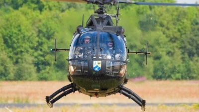 Photo ID 36462 by Alex van Noye. Germany Army MBB Bo 105 P1, 86 34