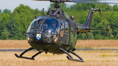 Photo ID 36463 by Alex van Noye. Germany Army MBB Bo 105 P1, 86 34