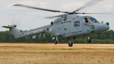 Photo ID 36467 by Alex van Noye. UK Navy Westland WG 13 Lynx HAS3SGM, XZ229