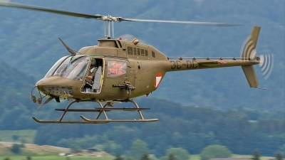 Photo ID 36470 by Alex van Noye. Austria Air Force Bell OH 58B Kiowa, 3C OC