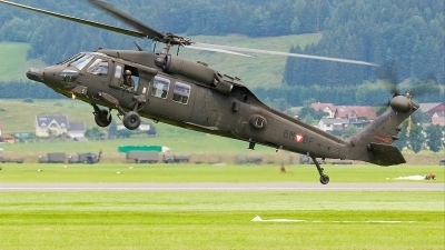 Photo ID 36435 by Alex van Noye. Austria Air Force Sikorsky S 70A 42 Black Hawk, 6M BF
