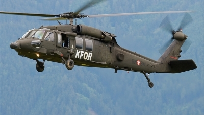 Photo ID 36478 by Alex van Noye. Austria Air Force Sikorsky S 70A 42 Black Hawk, 6M BA