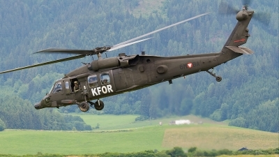 Photo ID 36434 by Alex van Noye. Austria Air Force Sikorsky S 70A 42 Black Hawk, 6M BA