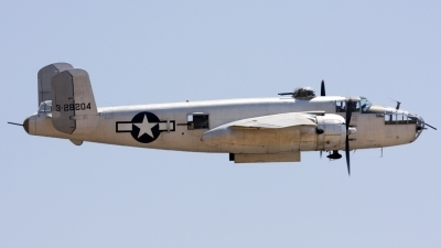 Photo ID 36513 by Nathan Havercroft. Private Private North American B 25N Mitchell, N9856C