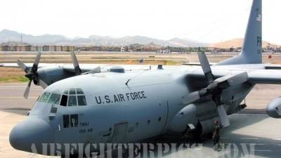 Photo ID 441 by Eduardo Cardenas Suyo. USA Air Force Lockheed C 130E Hercules L 382, 63 7851