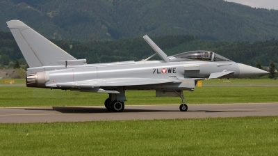 Photo ID 36449 by Jan Suchanek. Austria Air Force Eurofighter EF 2000 Typhoon S, 7L WE
