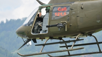 Photo ID 36605 by Sebastijan Videc. Austria Air Force Bell OH 58B Kiowa, 3C OC