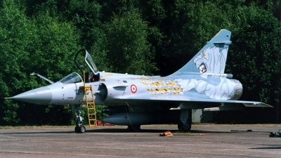 Photo ID 36632 by CHARLES OSTA. France Air Force Dassault Mirage 2000C, 118