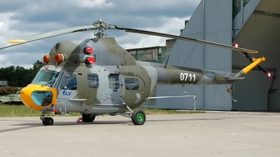Photo ID 36669 by Radim Spalek. Czech Republic Air Force Mil Mi 2, 0711